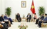 Алжирская газета освещает визит главы МИД страны Абделькадера Мессахеля во Вьетнам