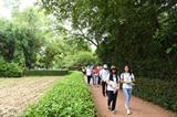 Делегация молодых вьетнамских эмигрантов посетила родину президента Хо Ши Мина