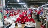 В текстильно-швейном производстве Вьетнама в первом полугодии наблюдались значительные шаги