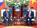 Руководители Вьетнама приняли Зампредседателя НА Лаоса