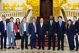 Нгуен Суан Фук принял гендиректора малайзийского агентства PEMAND