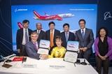 Vietjet ký mua 100 tàu bay Boeing B737 MAX trị giá 127 tỷ USD