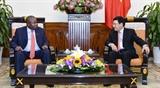 Вьетнам и Мозамбик обсудили вопрос расширения сотрудничества