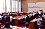 В Ханое прошла тематическая конференция по законотворческой деятельности 2018 года