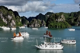 Ha Long Bay among 100 most beautiful UNESCO World Heritages