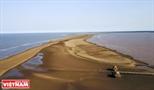 Vẻ đẹp hoang sơ vùng biển Tiền Hải