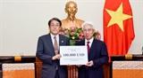 Вьетнам оказывает помощь Японии в преодолении последствий наводнений