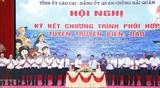 Активизируется пропаганда о море и островах в провинции Лаокай