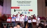 Tăng cường sự hiểu biết tình hữu nghị giữa nhân dân Việt Nam-Đức