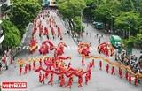 Sôi động Lễ hội đường phố Tinh hoa Hà Nội