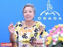 Van Anh fighting for gender equality