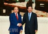 Campuchia khẳng định coi trọng mối quan hệ bền vững với Việt Nam