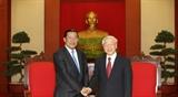 Поздравительная телеграмма в связи с успешным проведением выборов депутатов НА в Камбодже