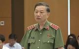 На вопросы Постоянного комитета Нацсобрания СРВ ответил министр общественной безопасности