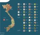 Вьетнам занимает 2-е место в ЮВА по количеству сельхозтоваров с наименованием места происхождения