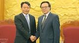 Укрепляется сотрудничество между Союзами молодежи Вьетнама и Китая