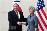 Ngoại trưởng Mỹ và Hàn Quốc thảo luận về nỗ lực phi hạt nhân hóa Triều Tiên