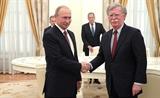 Ông John Bolton sẽ gặp các quan chức Nga tại Geneva vào tuần tới