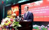 В Ханое прошла конференция активистов движения Все граждане защищают безопасность страны