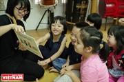 Mọt sách Mogu lan tỏa văn hóa đọc cho trẻ em