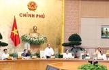Нгуен Суан Фук председательствовал на правительственном заседании по законотворческой работе