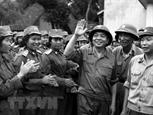 Triển lãm Đại tướng Võ Nguyên Giáp với ATK Thái Nguyên
