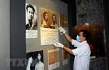 Triển lãm ảnh về cuộc đời sự nghiệp của Chủ tịch Tôn Đức Thắng