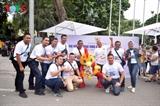 ບັນຍາກາດ ASIAD 2018 – Palembang ອິນໂດເນເຊຍ ຢູ່ ຮ່າໂນ້ຍ