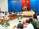 Президент Вьетнама: Необходимо ускорить темпы развития провинции Анзянг