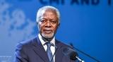 Телеграммы соболезнования в связи с кончиной бывшего Генерального секретаря ООН