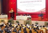 Дальнейшее развитии вьетнамской дипломатии