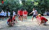 Открылся всеевропейский летний лагерь для вьетнамских подростков и студентов