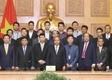 Thủ tướng: Chính phủ luôn lắng nghe những ý kiến tâm huyết của các trí thức Việt kiều