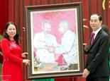 Отмечается 130-я годовщина со дня рождения Президента Тон Дык Тханга