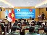 Việt Nam-Nhật Bản: Chia sẻ kinh nghiệm triển khai Đội Công binh Gìn giữ hòa bình LHQ tại thực địa