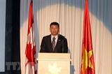 Quan hệ song phương Việt Nam-Canada đang tiếp tục phát triển tích cực