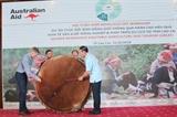 Australia hỗ trợ nâng cao vị thế kinh tế xã hội cho phụ nữ tỉnh Lào Cai