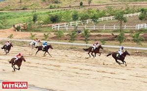 Thien Ma racetrack