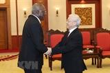 Cuba ưu tiên phát triển quan hệ hữu nghị với Việt Nam