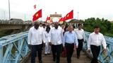 Празднование 45-й годовщины визита команданте Фиделя Кастро в освобожденные районы Южного Вьетнама