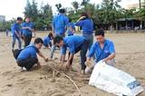 Молодые добровольцы откликнулись на кампанию действий ради чистой планеты 2018