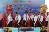 Khởi công dự án nhà máy điện Mặt Trời trị giá 42 triệu USD ở Long An