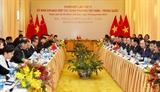 11-е заседание Руководящего комитета по двустороннему сотрудничеству между Вьетнамом и Китаем прошло в г. Хошимине
