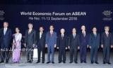 WEF ASEAN 2018 ແລະ ຂີດໝາຍຫວຽດນາມ