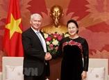 Председатель НС Вьетнама приняла Главу Верховной прокуратуры Венгрии