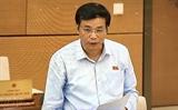 Необходимо объединить парламентскую канцелярию Народный комитет и Народный совет в один орган