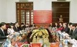 Ngành tòa án hai nước Việt Nam-Trung Quốc tăng cường hợp tác