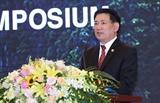 Tổng Kiểm toán Nhà nước Hồ Đức Phớc nhậm chức Chủ tịch ASOSAI