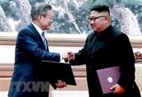 KCNA: Thượng đỉnh liên Triều lần này tạo nên trang sử mới