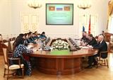 Вьетнам и Санкт-Петербург заинтересованы в развитии сотрудничества